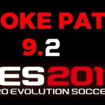 پچ SMoKE ورژن ۹.۲ برای PES 2017