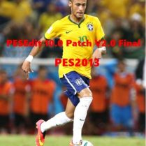 فروش پچ  PESEdit 10.0 Patch V2.0 برای PES2013