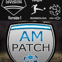 فروش پچ حجیم و کامل AM Patch v1 برای PES 2017