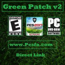 فروش پچ محبوب GreenPatch V2.0 برای PES 2017