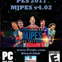 فروش پچ MjPes 4.02 برای PES 2017