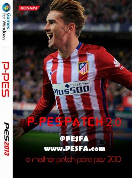 فروش پچ حجیم P-PES v2.0 برای PES 2013