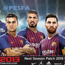 فروش پچ Next Season 2019 برای PES 2013