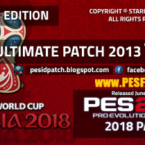 فروش پچ PES-ID Ultimate v5.3 برای PES 2013